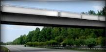 Reklamy na mostech
